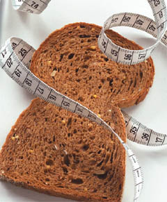 Brood dieet